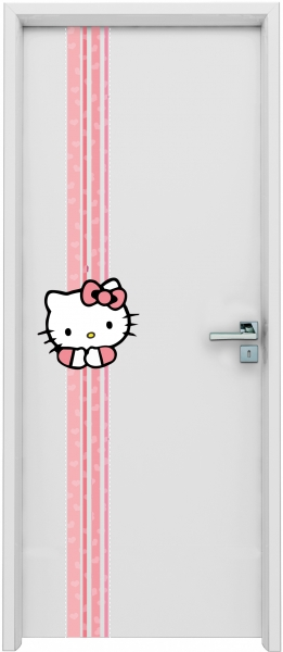 Hello Kitty White